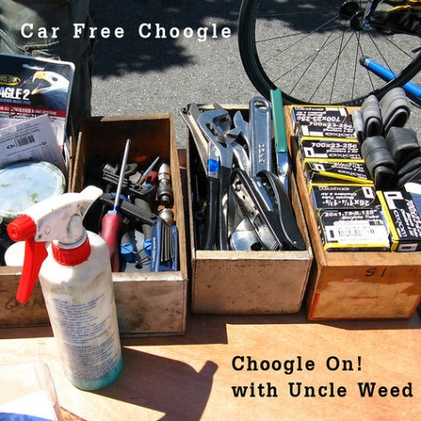 Car Free Choogle on with Uncle Weed
