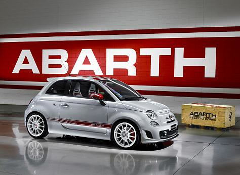Abarth essesse 11 p by you.