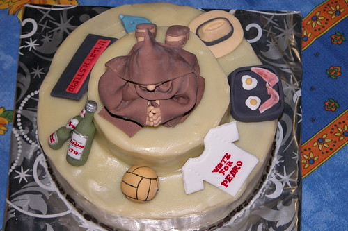 Monk Cake