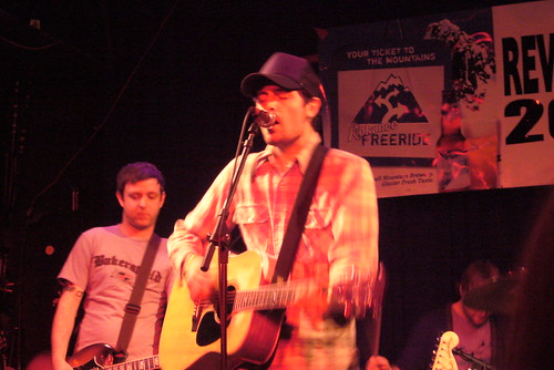 Brian pake of Lonesome Rhodes & The Good Company