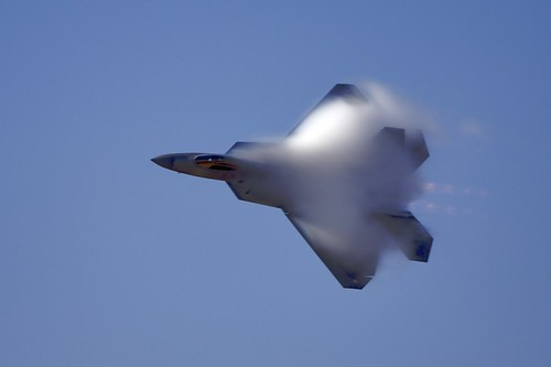 F-22 Raptor. CC Flickr photo.