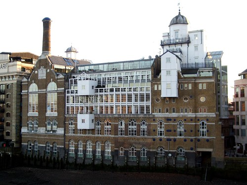 Anchor Brewhouse (Bermondsey SE1), now closed