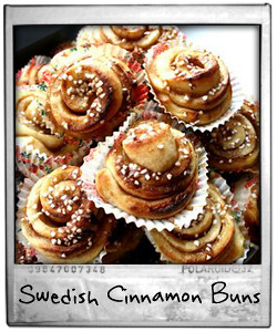Kanel Bulle: Swedish Cinnamon Buns