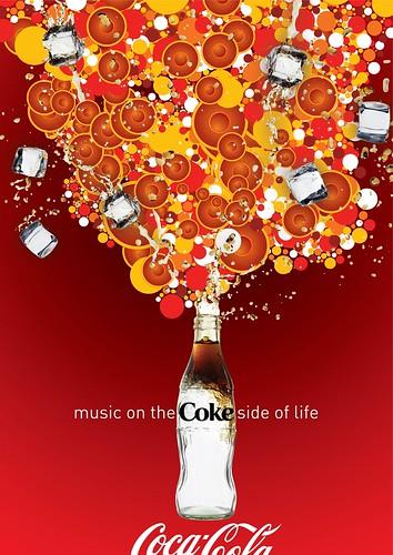 Le dan la bienvenida al lado Coca Cola de la vida ¿a las agencias?