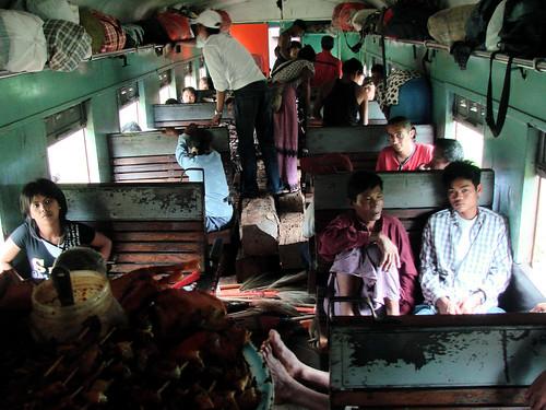 Tren a Hsipaw