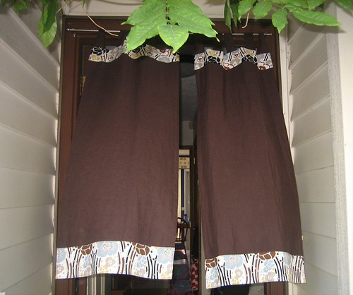 Summer Screen Door