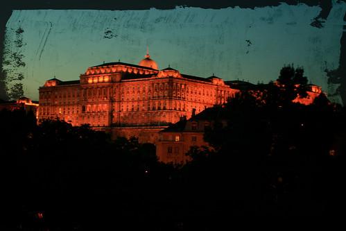 Budapest Castle by Moniquezzz