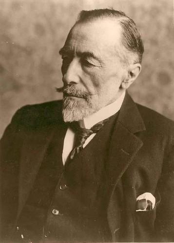 Joseph Conrad Image