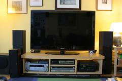 New TV Setup