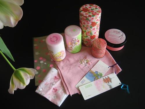 My sakura 'collection'