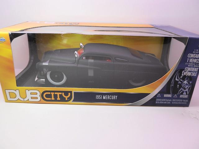 jada toys flat black 1951 Mercury (1)
