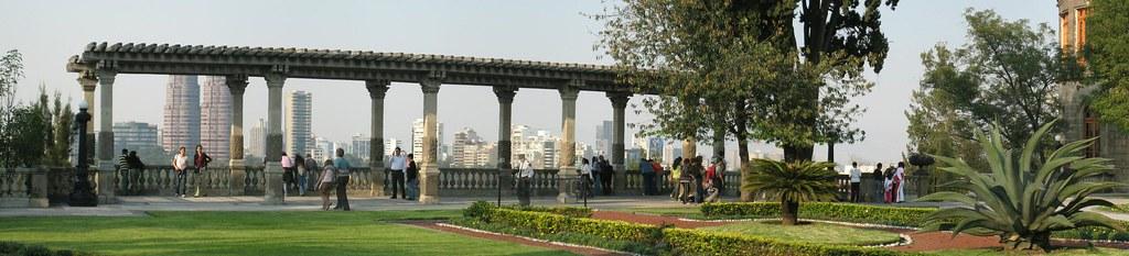 Chapultepec Panorama, Mexico DF