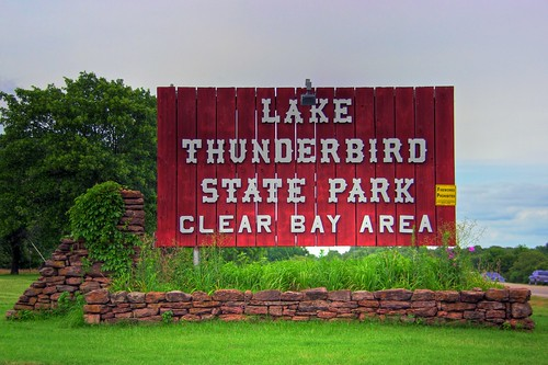 Lake Thunderbird, OK