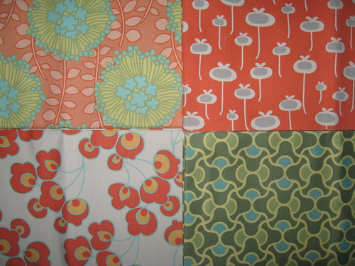 Amy Butler fabrics by you.