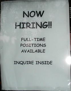 Now hiring fontographers