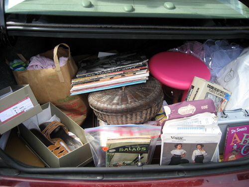 Junk In My Trunk 8-9-08