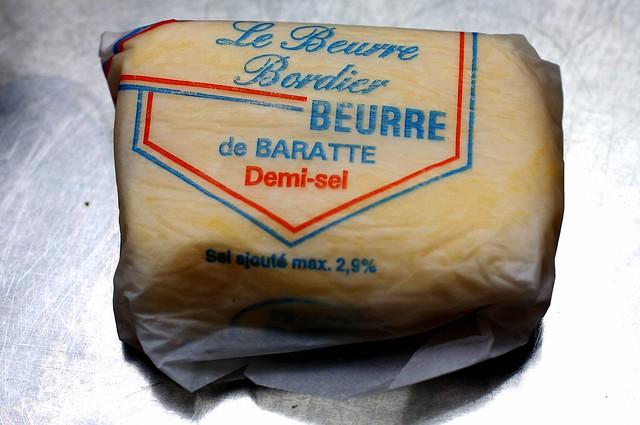 le beurre bordier