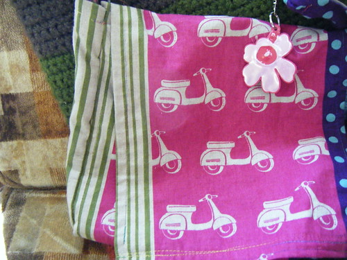 scooter purse