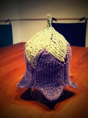 Maddy's Bluebell Hat