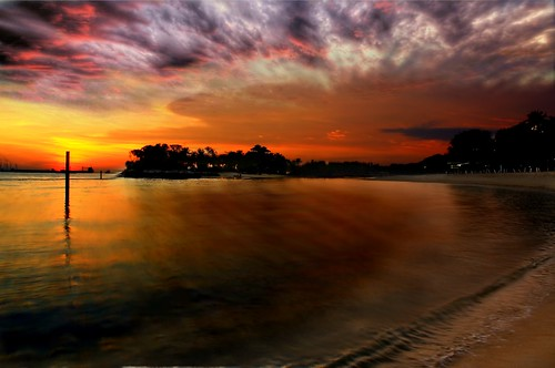 Just Playing With Colours by Kenny Teo