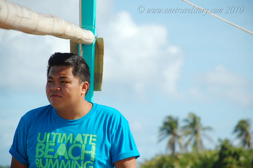 TF's Cedric Valera, Vinzons, Camarines Norte