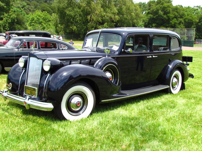 1976 pontiac cars » Blog Post   6 Things Cars Don t Have Any More  Good and Bad    Car Talk 1939 Packard by DBerry2006  on Flickr