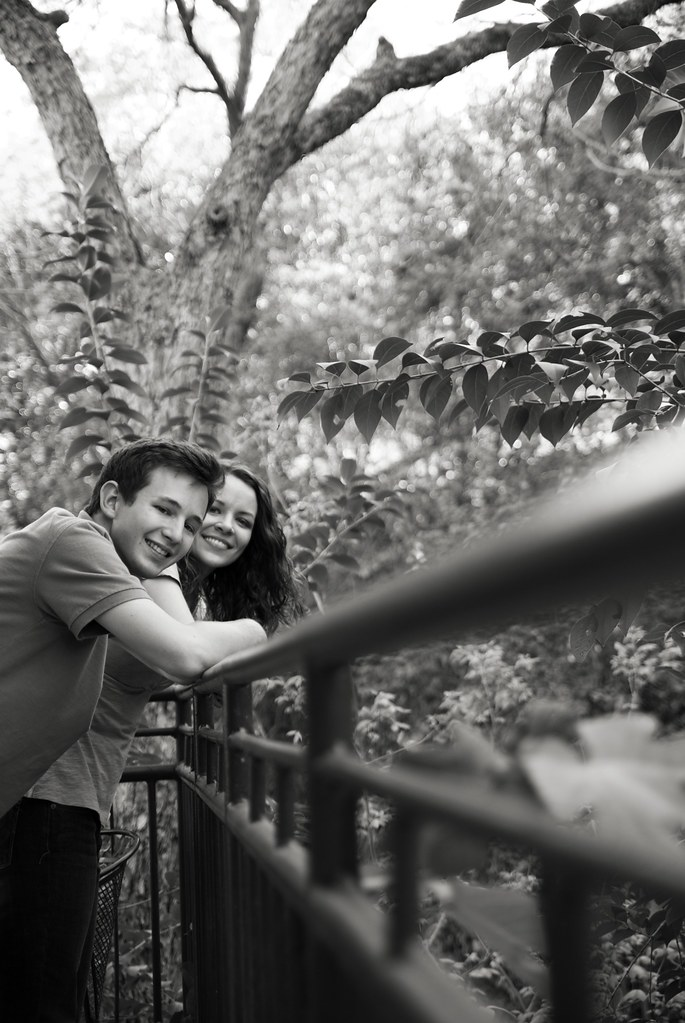 April & Ed Engagement - 3/14/08