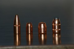 The Pistol Bullets
