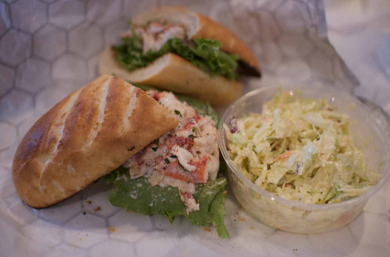 Henry VIII Lobster Roll