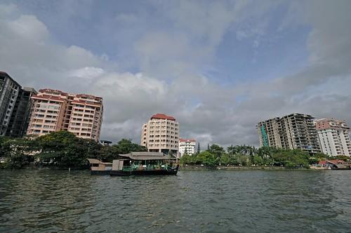 Monsoon Clouds Over Kochi