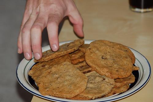 Ronny's Ronster Cookies