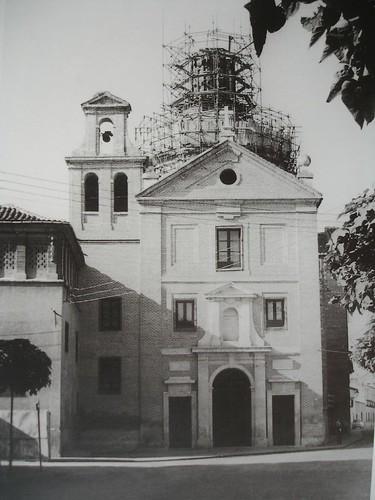 Convento de las agustinas en 1968
