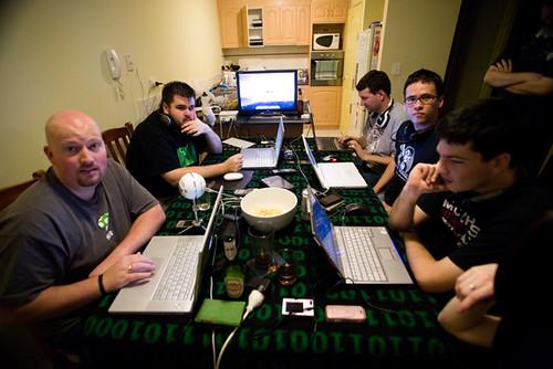 Leetbix boys - photo by Antz