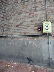 Chris was here