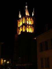 Illumination partielle de la Cathédrale - 2008