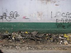 Under construction in Bogota