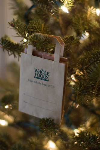 Whole Foods for Christmas (by bookgrl)