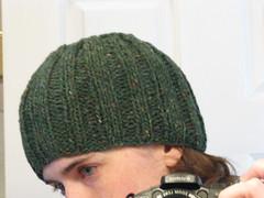 Subtle Twist Hat