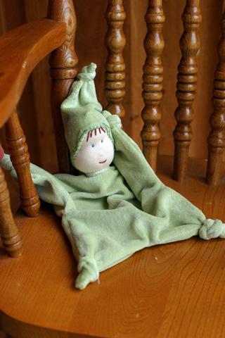 star doll - waldorf style