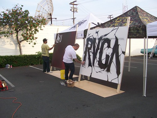 retna and revok doin work