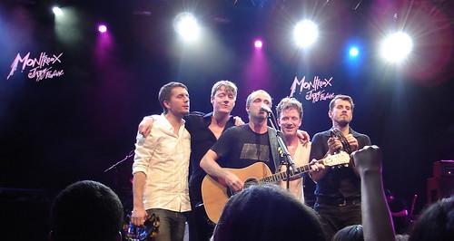 Travis @ Montreux Jazz Festival