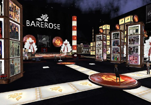 BareRose Main HQ-Landing Point
