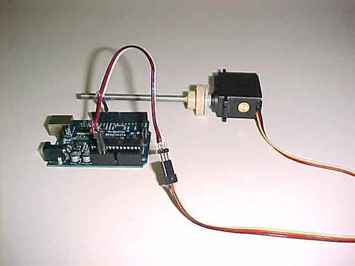 Arduino servo extensions
