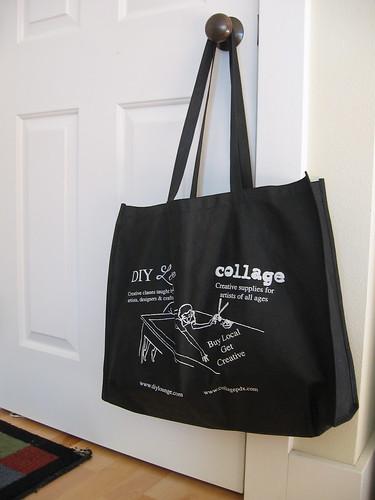 Craft Wonderland goodie bag