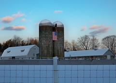 Winter Comes to the Farm