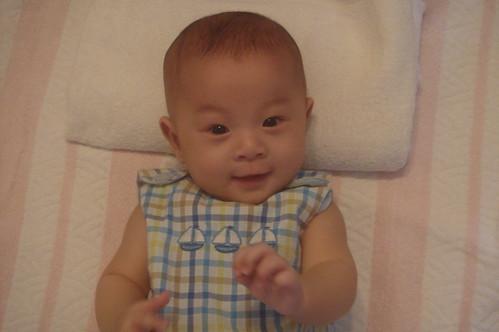 小叡叡 2微笑標誌