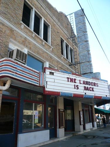 Landers Theater (Exterior)