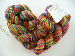 Claudia Hand Painted Yarns - Carousel