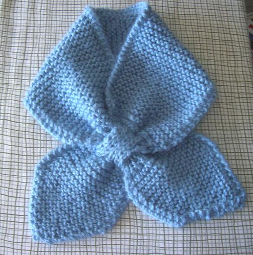 alpaca silk scarflette