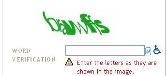 Impossible CAPTCHA - WTF?